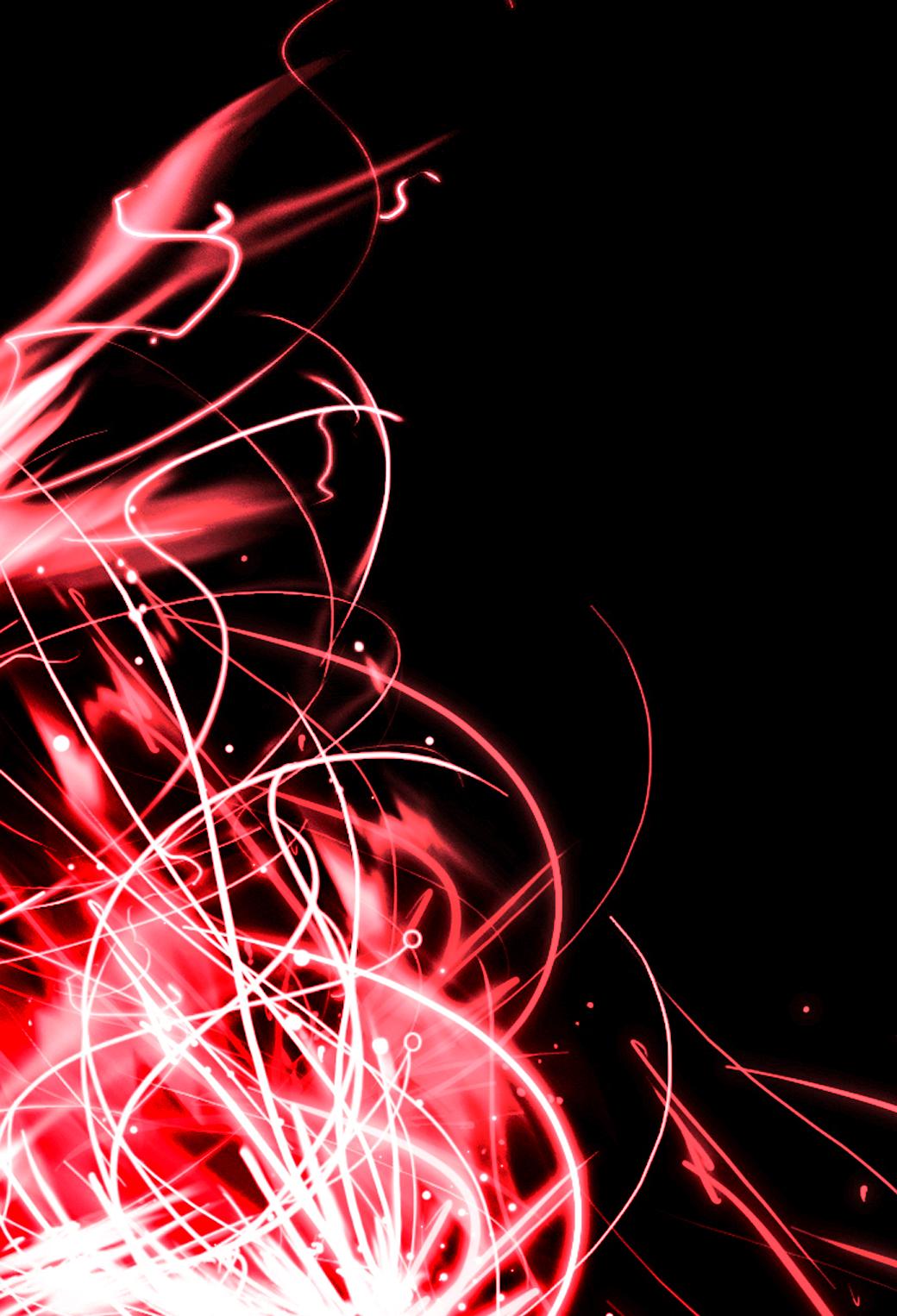抽象的な赤色の線 155 Iphone壁紙 すべて1136 X 640pxサイズ